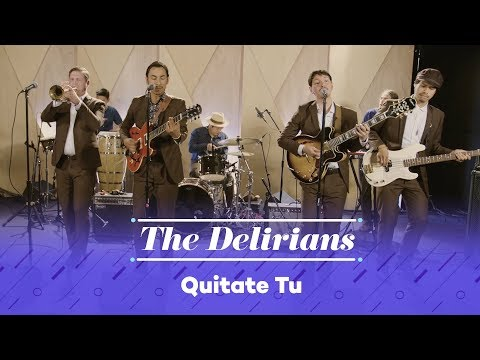 """Thumbnail for the embedded element """"The Delirians - Quitate Tu (Fania All Stars)"""""""
